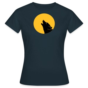 Crying Wolf - Women's T-Shirt