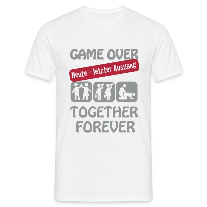 JGA game over T Shirt