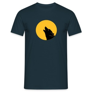 Crying Wolf - Men's T-Shirt