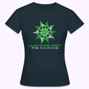 Ultravison front print - Vrouwen T-shirt