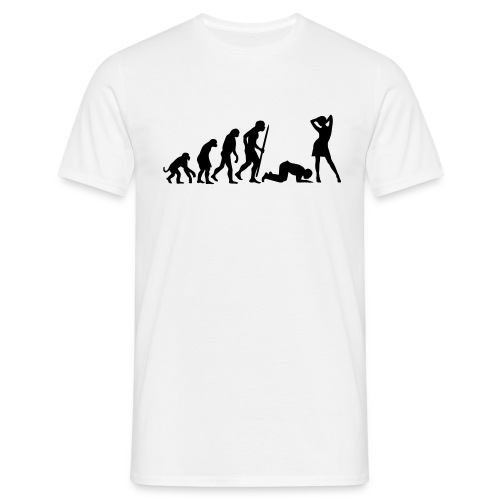 End Of Evolution! - Männer T-Shirt