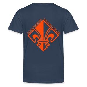 Kinder T-shirt (146-164) - Teenager Premium T-shirt
