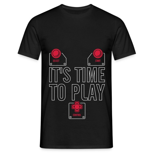 Time to play Homme - T-shirt Homme