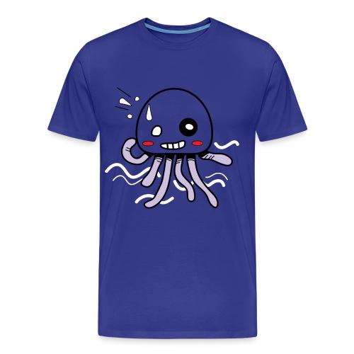 Kwallie basic shirt - Mannen Premium T-shirt
