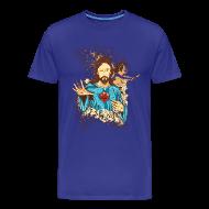 T-shirts ~ Mannen Premium T-shirt ~ God Bless You