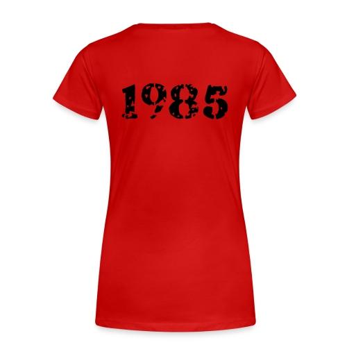judo - Camiseta premium mujer