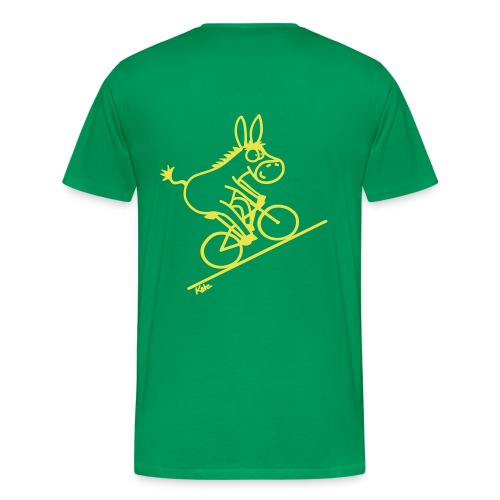 Mad_Wheels official t-shirt - Maglietta Premium da uomo