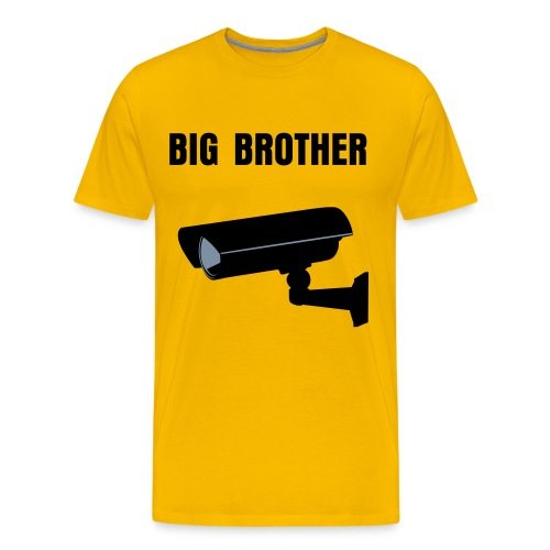 Mens ClassicBIG BROTHER T-Shirt - Men's Premium T-Shirt