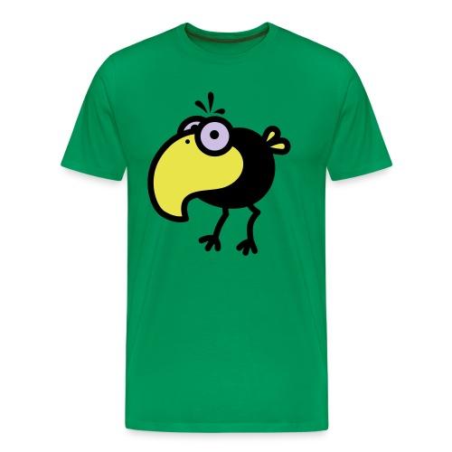 rabenshirt - Männer Premium T-Shirt