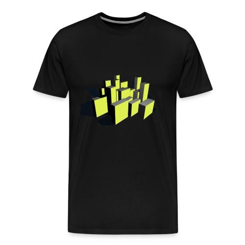 City - T-shirt Premium Homme
