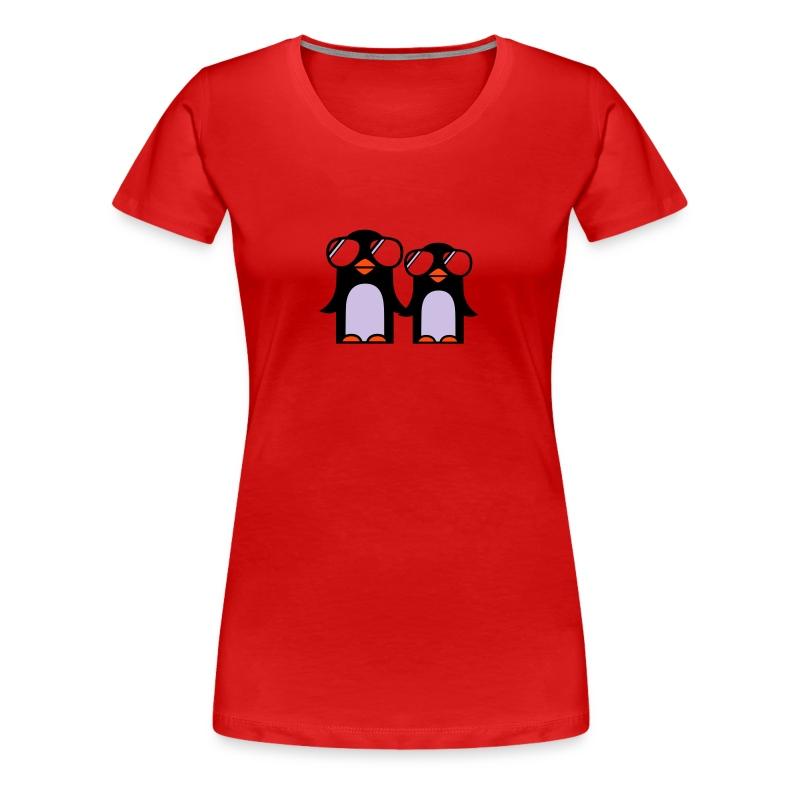 T-shirt  classique Femme, motif : Art & Photographie - T-shirt Premium Femme