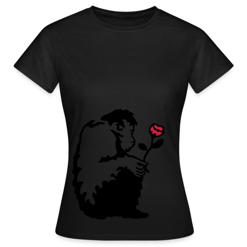 Orangutan In Love  - Women's T-Shirt