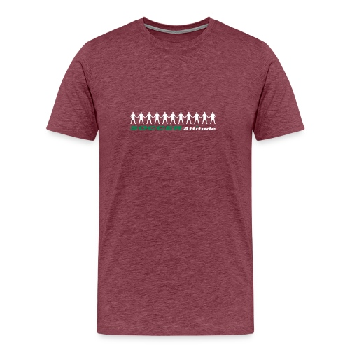 attitude - Men's Premium T-Shirt