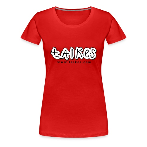 Logo ladies' top (different colors available) - Women's Premium T-Shirt