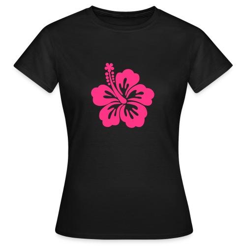 Flower2 - T-shirt Femme