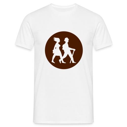 Wanderer - Männer T-Shirt