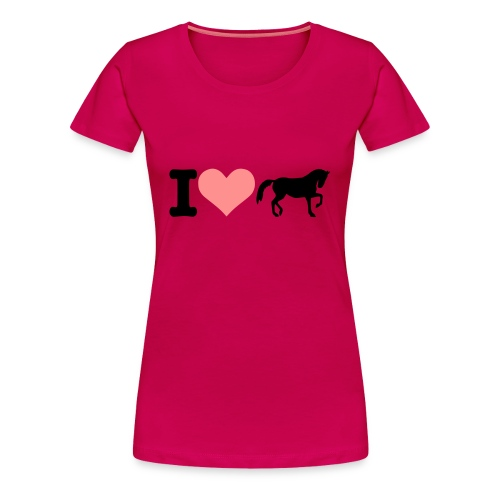 Stable Mates - Women's Premium T-Shirt