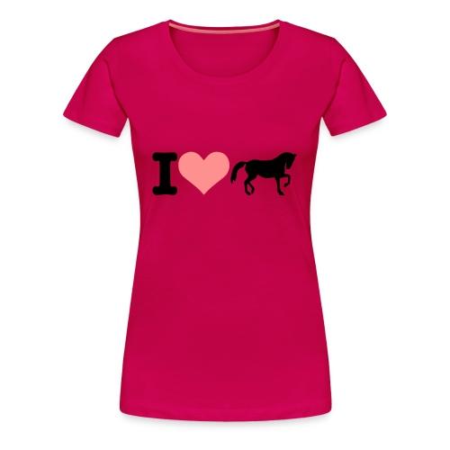 Stable Mates - Women's Premium T-Shirt