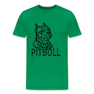 Mens 'Pitbull' T-shirt - Men's Premium T-Shirt