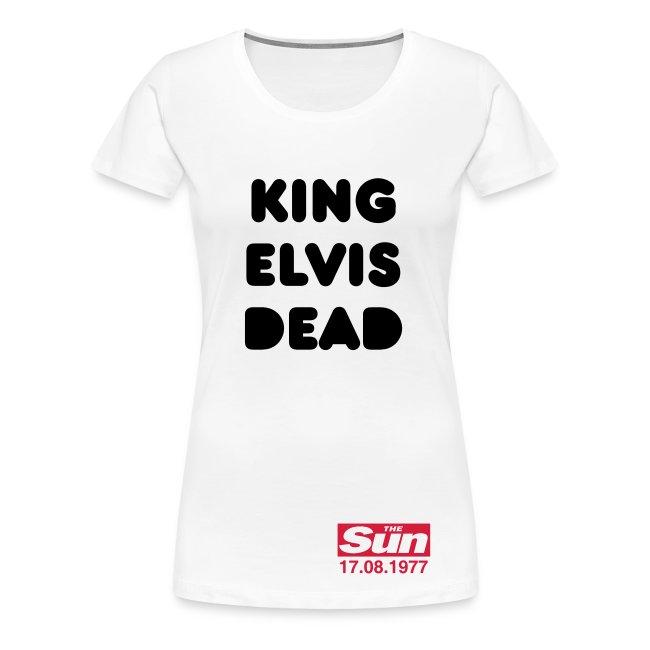 King Elvis Dead