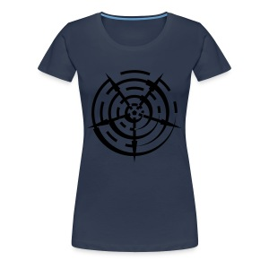 Rws - Premium T-skjorte for kvinner