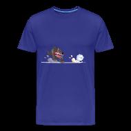 Tee shirts ~ Tee shirt Premium Homme ~ Miam Miam Mouton