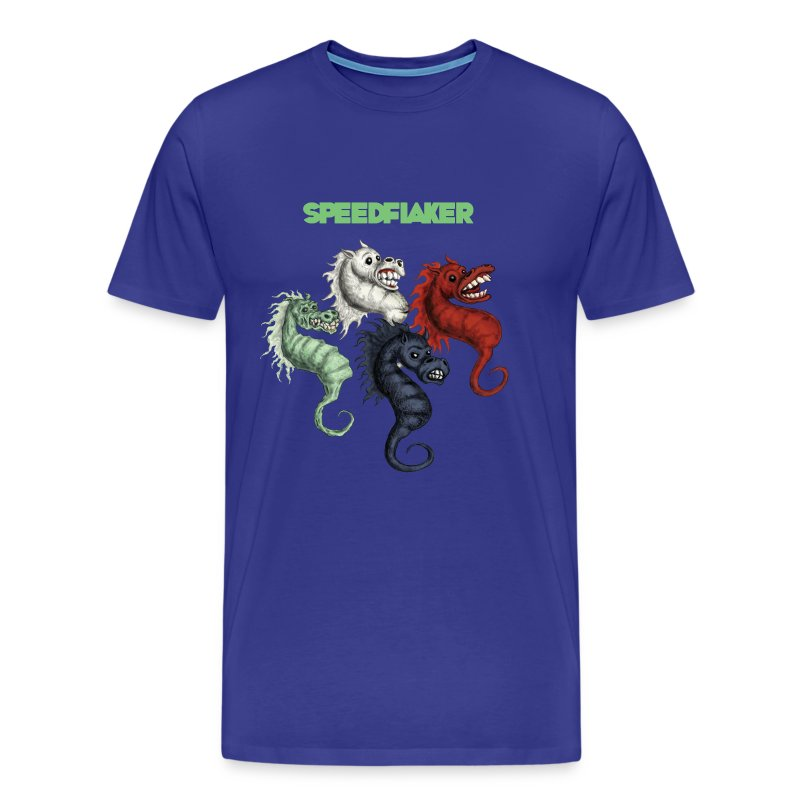 Speedfiaker T-Shirt - Men's Premium T-Shirt