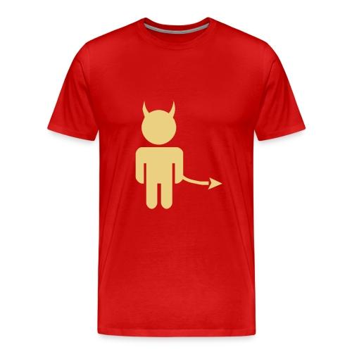 devil - T-shirt Premium Homme
