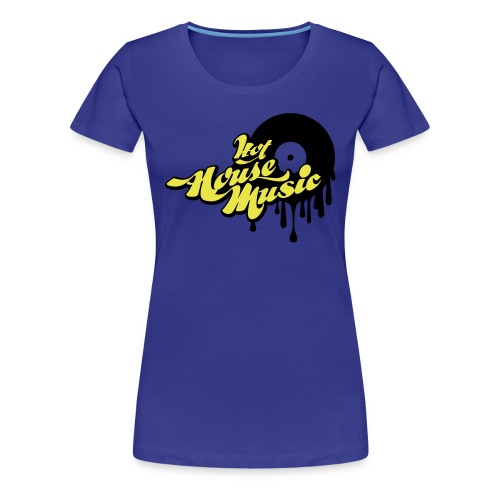 Hot House Music - Women's Premium T-Shirt