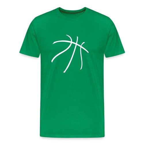 BASKONISTAS VERDE - Camiseta premium hombre