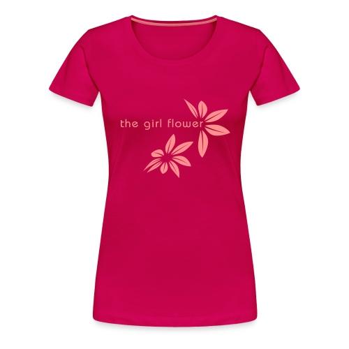 T-shirt Premium Femme - Personnalisez ou achetez ce vêtement ou accessoire dans la boutique www.sixmilliards.com
