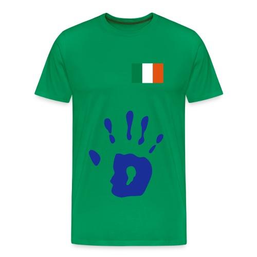 LA MAIN DE DIEU - T-shirt Premium Homme