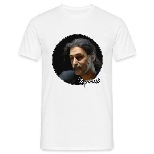 Z-apparel 01 (Click image to change T color) - Men's T-Shirt