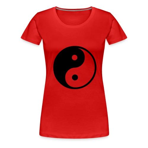 Duo design - Vrouwen Premium T-shirt