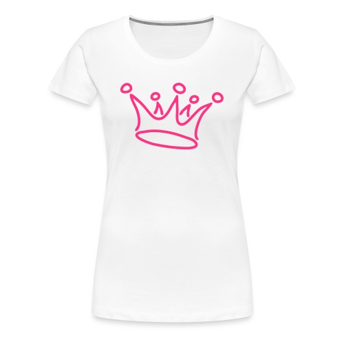Official DJ - Women's Premium T-Shirt