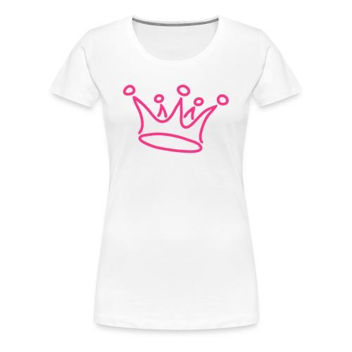 Official DJ - Women's Premium T-Shirt