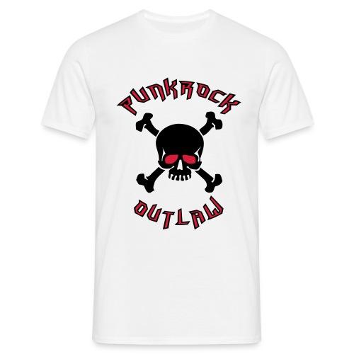 punkrock outlaw - T-shirt Homme