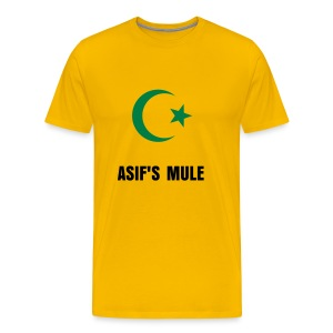ASIF'S DELIVERY - Men's Premium T-Shirt