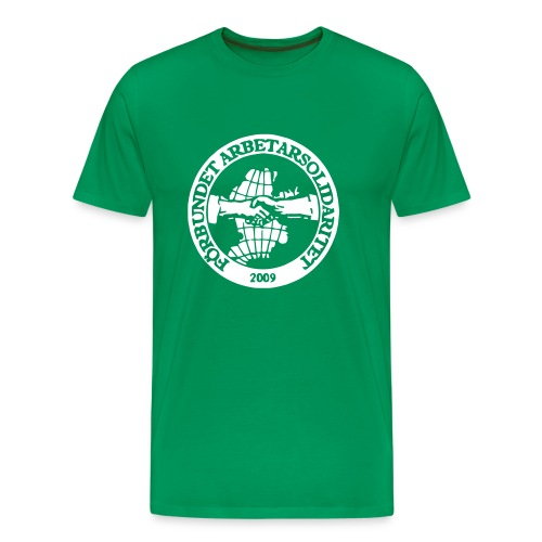 Logo - T-shirt - Herr - Premium-T-shirt herr