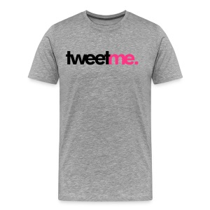 Mens Tweet - Men's Premium T-Shirt