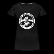 T-shirts ~ Premium-T-shirt dam ~ Logo - T-shirt - Dam