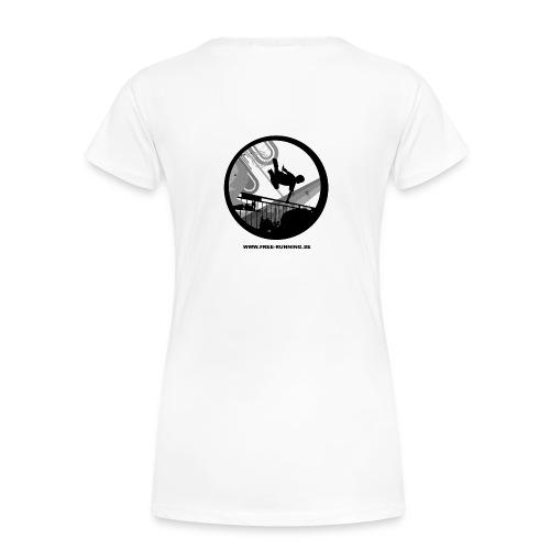 Free Running, T-Shirt (Women) - Premium-T-shirt dam