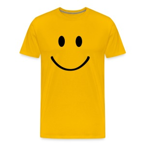 Mens Smile - Men's Premium T-Shirt