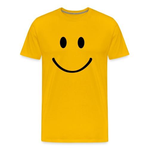 Mens Smile - Men's Premium T-Shirt