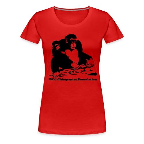 WCF Women's Classic Girlie Shirt - Women's Premium T-Shirt
