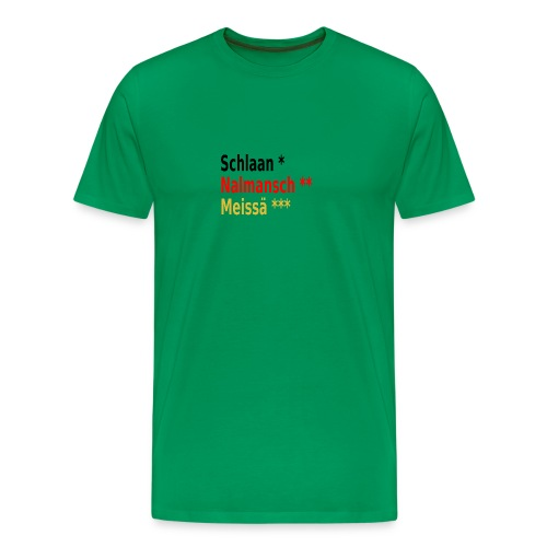 Das etwas andere Fan-T-Shirt - Männer Premium T-Shirt