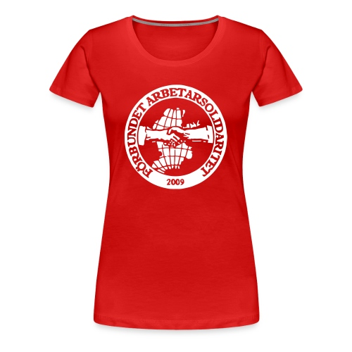 Logo - T-shirt - Dam - Premium-T-shirt dam
