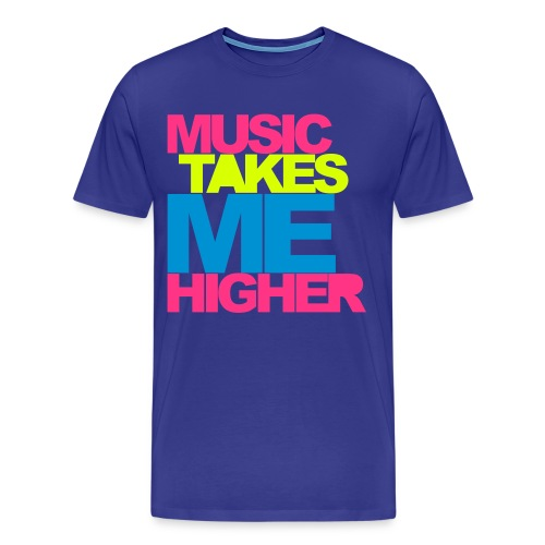 Koszulka  music - Koszulka męska Premium