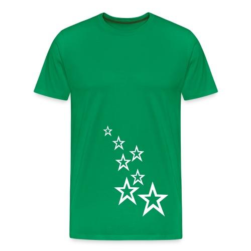 Mens Star T-shirt - Men's Premium T-Shirt