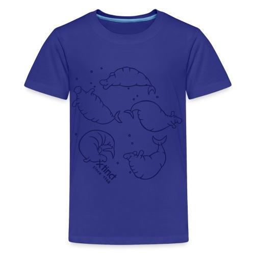 Simone Fass Seekuhtanz - Teenager Premium T-Shirt